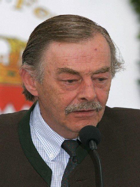 Protektor Baron Rasso von Cramer-Klett